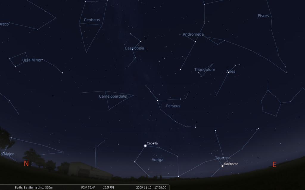 cassiopeia-in-stellarium