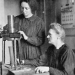 Irene_and_Marie_Curie_1925