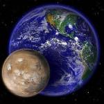 Aoleu! Marte se apropie de Terra cu peste 35.000 km/h!
