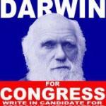 Unde ești tu, Charles Darwin? Ca punînd mîna pe ei…