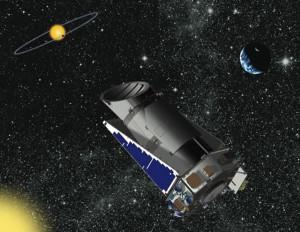 Kepler-telescope