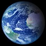 Planeta cu o coajă subţire albastră