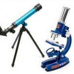 microscop telescop