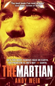 The Martian by Andy Weir 2