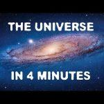 Turul universului în 4 minute