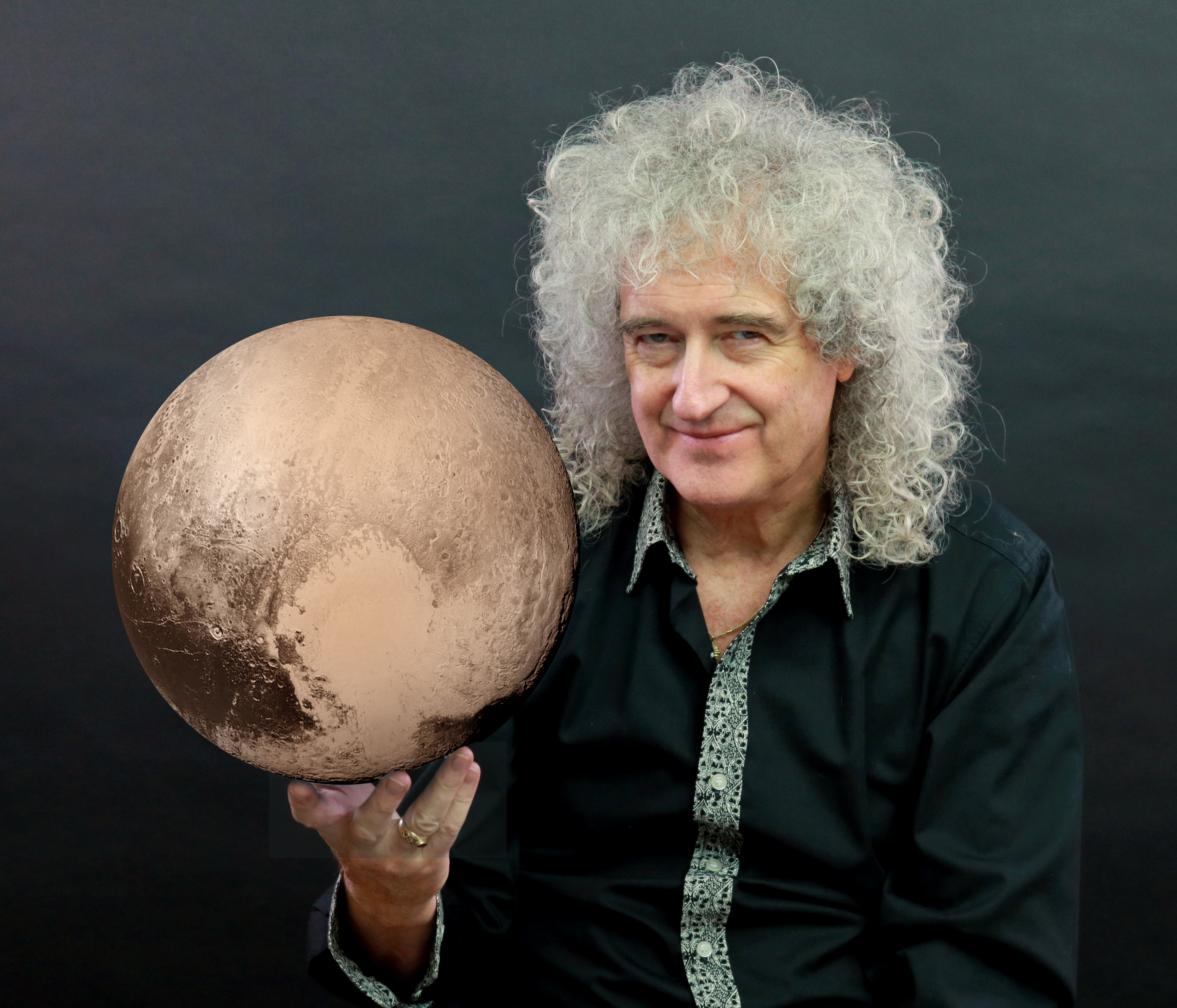 Brian and Pluto-1