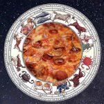 Zodia pizzei e mai tare decît orice altă zodie