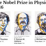 Premiul Nobel în Fizică pentru 2016