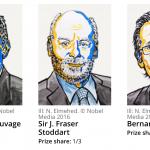 Premiul Nobel în Chimie pe 2016