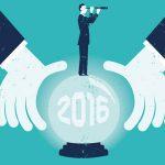 2016, un an științifico-nefantastic