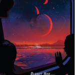Noi detalii despre cele șapte planete proaspăt descoperite
